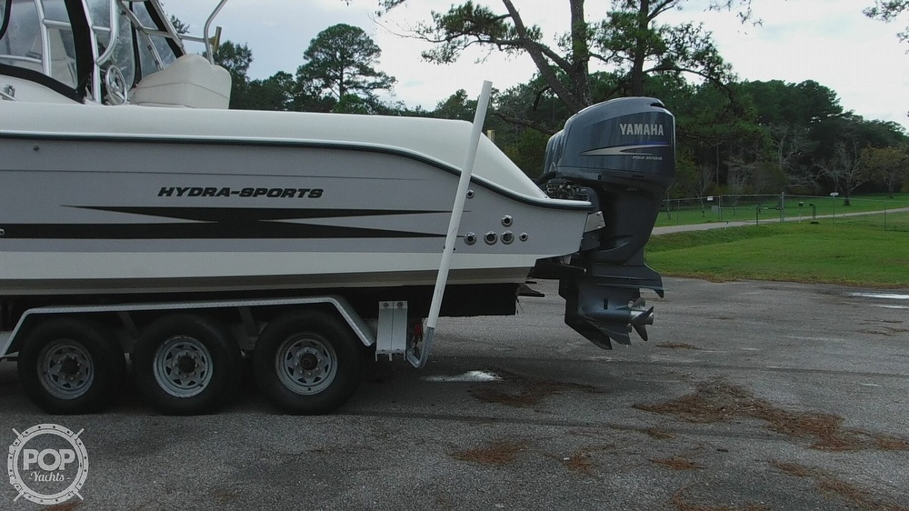 2006 Hydra-Sports boat for sale, model of the boat is Vector 3300 VX & Image # 27 of 40