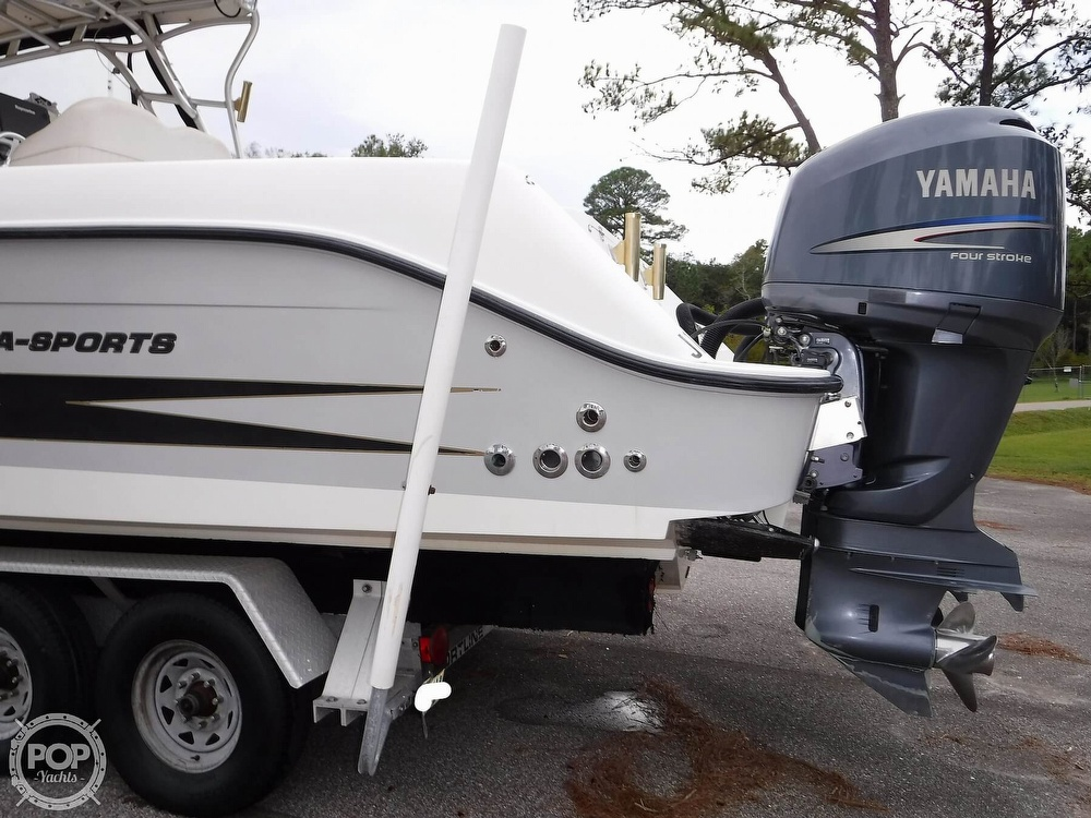 2006 Hydra-Sports boat for sale, model of the boat is Vector 3300 VX & Image # 28 of 40