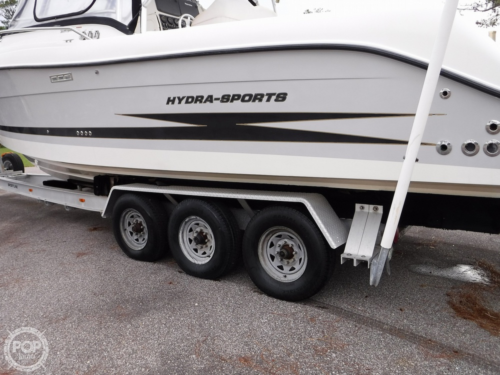 2006 Hydra-Sports boat for sale, model of the boat is Vector 3300 VX & Image # 29 of 40
