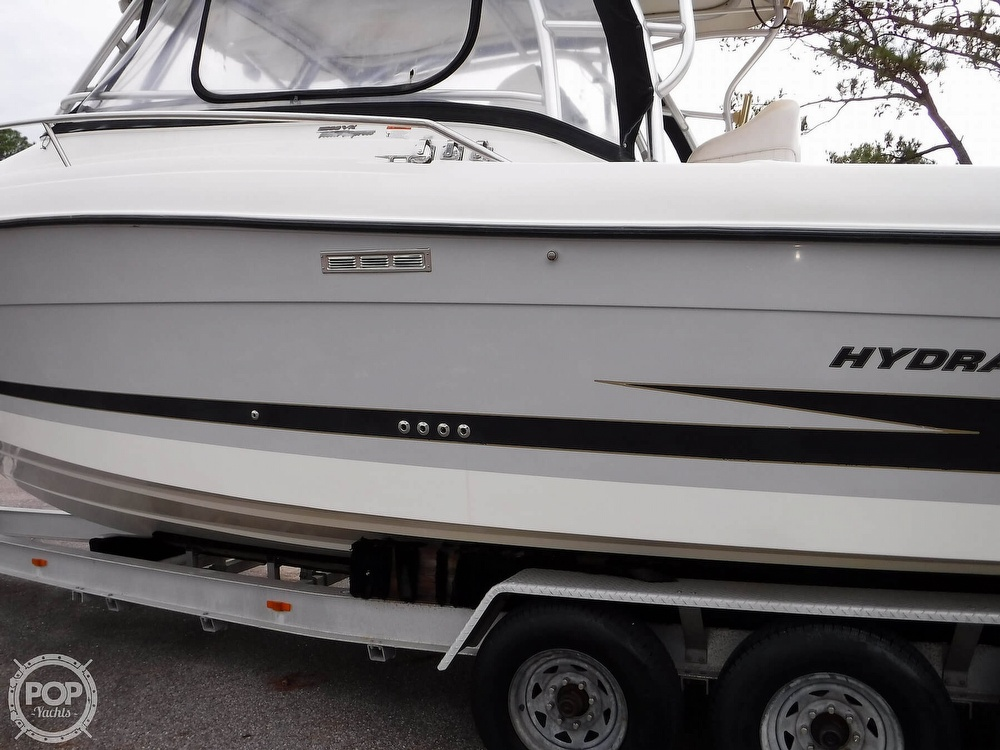 2006 Hydra-Sports boat for sale, model of the boat is Vector 3300 VX & Image # 31 of 40
