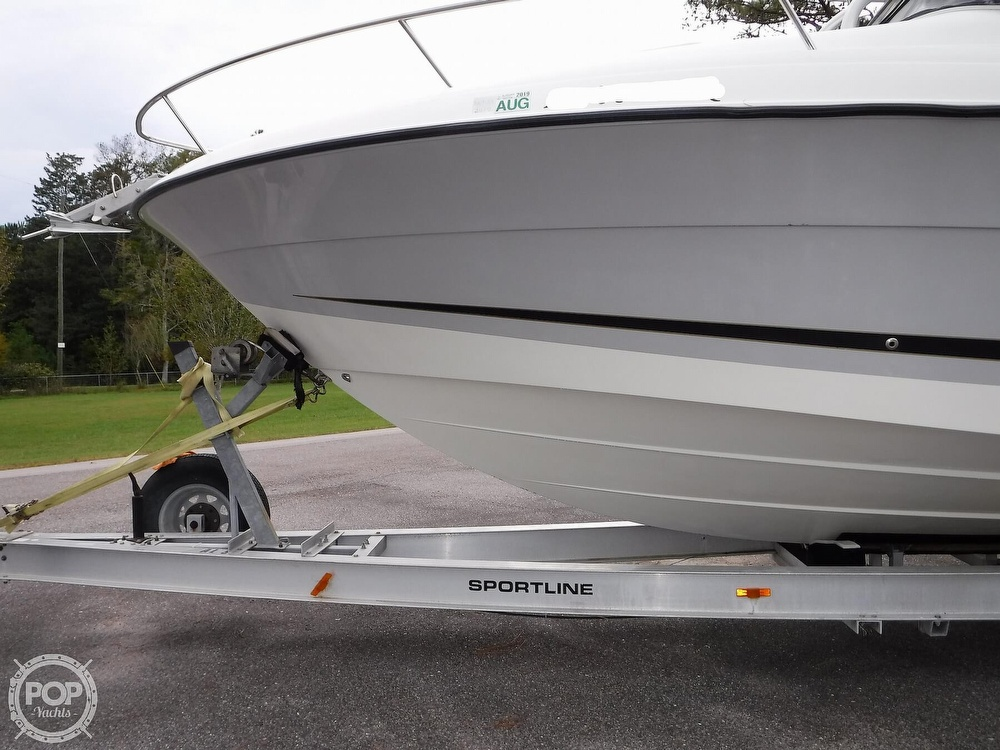 2006 Hydra-Sports boat for sale, model of the boat is Vector 3300 VX & Image # 33 of 40