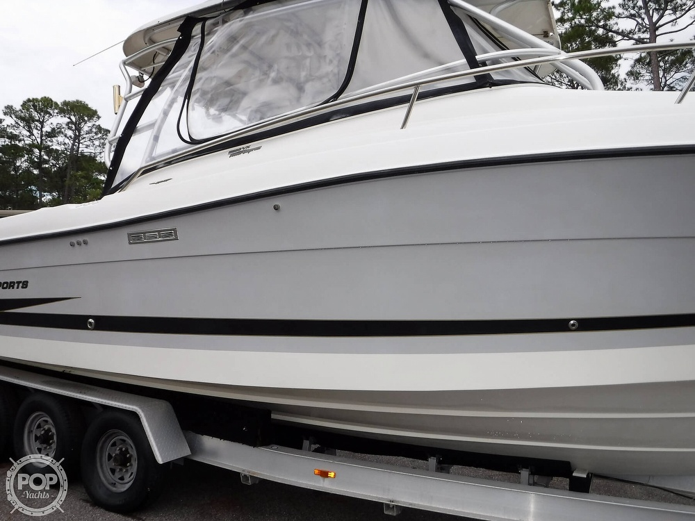 2006 Hydra-Sports boat for sale, model of the boat is Vector 3300 VX & Image # 37 of 40
