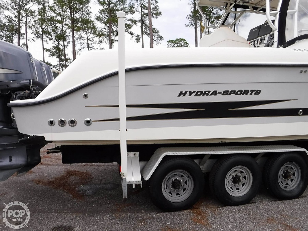 2006 Hydra-Sports boat for sale, model of the boat is Vector 3300 VX & Image # 40 of 40