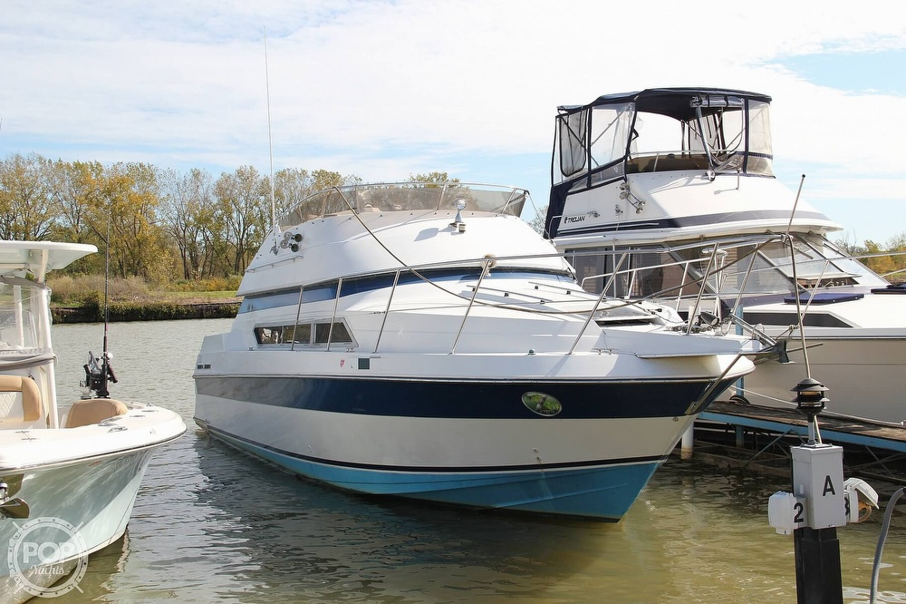 1989 Carver boat for sale, model of the boat is 3067 Santego & Image # 27 of 40