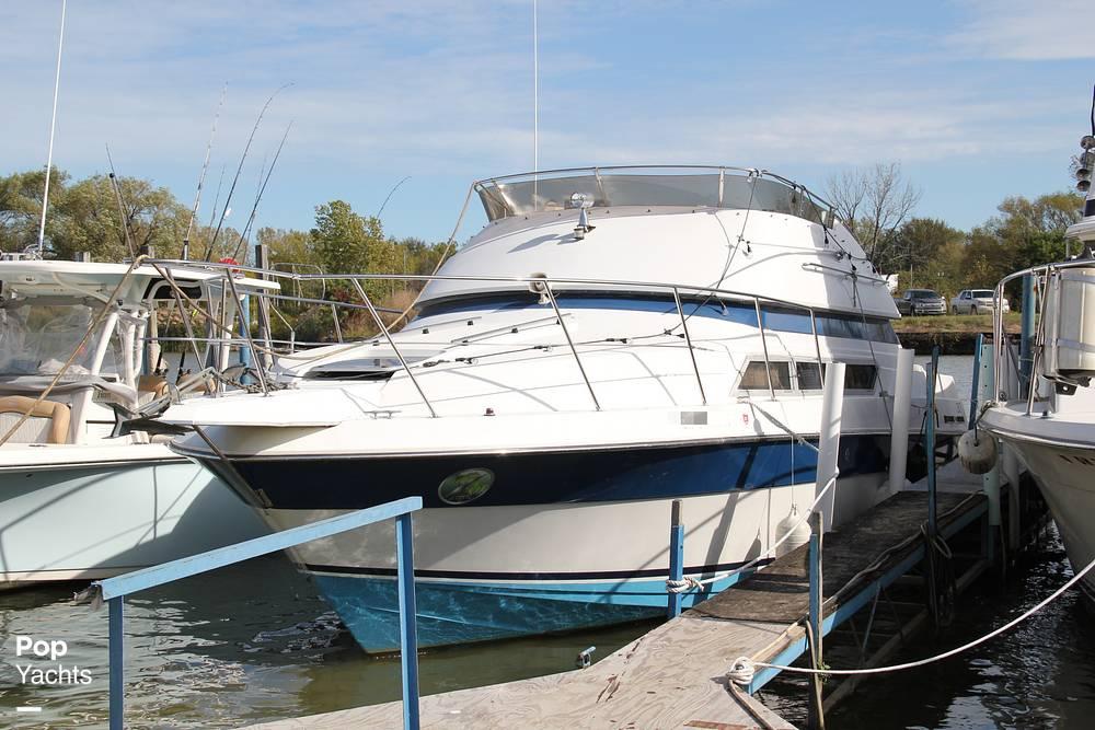 1989 Carver boat for sale, model of the boat is 3067 Santego & Image # 3 of 40