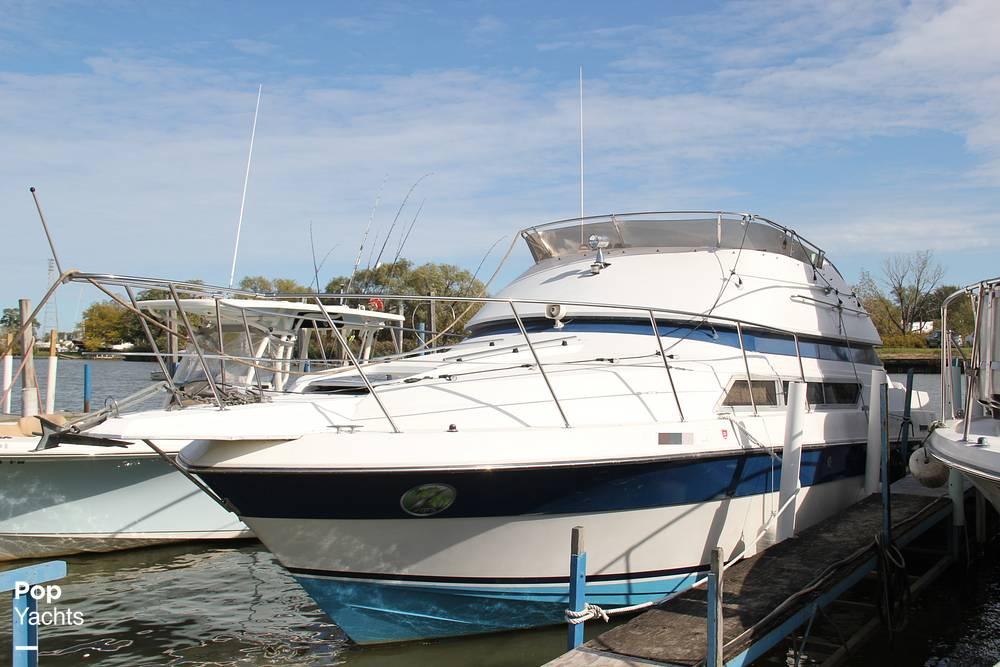 1989 Carver boat for sale, model of the boat is 3067 Santego & Image # 31 of 40