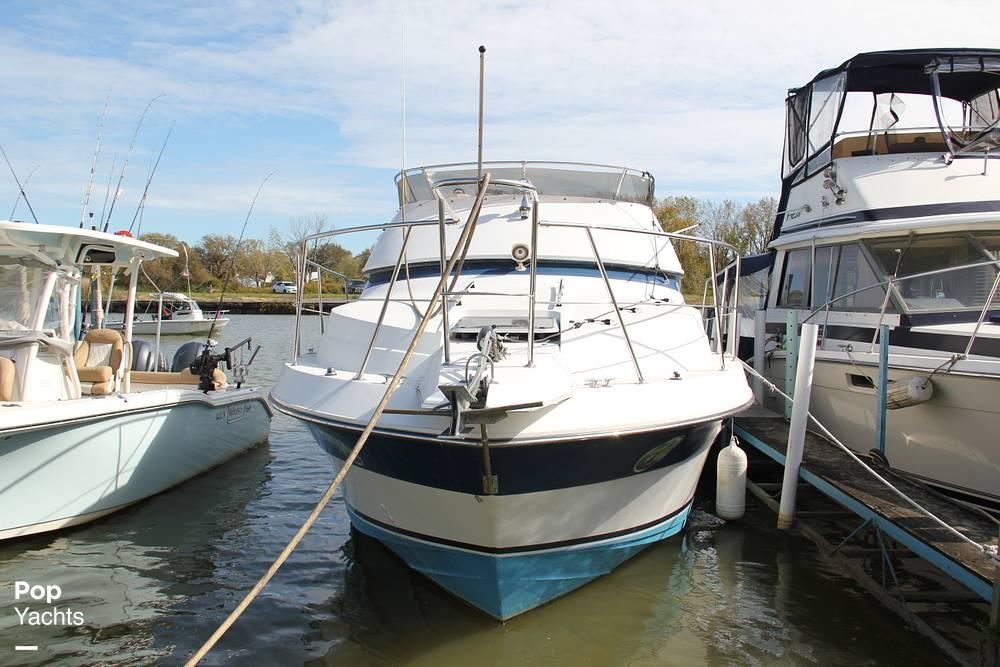 1989 Carver boat for sale, model of the boat is 3067 Santego & Image # 34 of 40