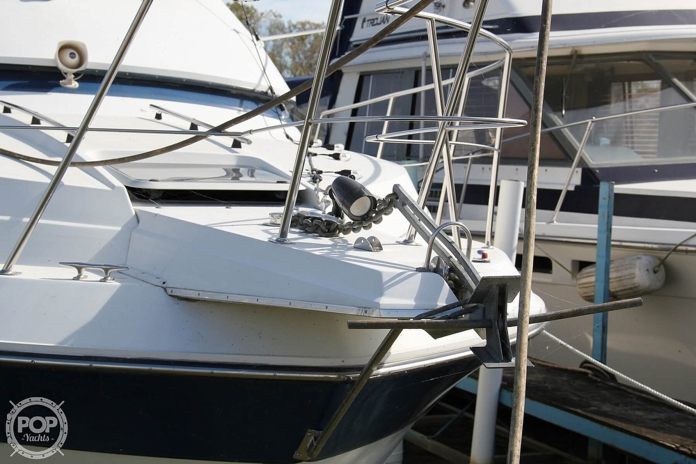 1989 Carver boat for sale, model of the boat is 3067 Santego & Image # 36 of 40