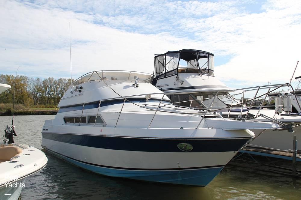 1989 Carver boat for sale, model of the boat is 3067 Santego & Image # 38 of 40