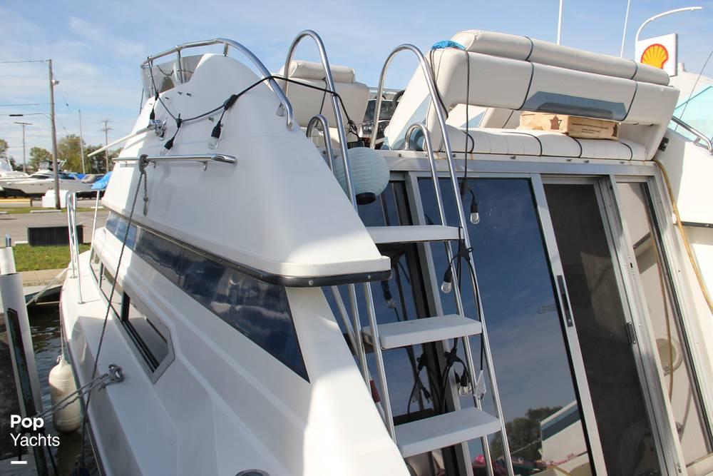 1989 Carver boat for sale, model of the boat is 3067 Santego & Image # 11 of 40