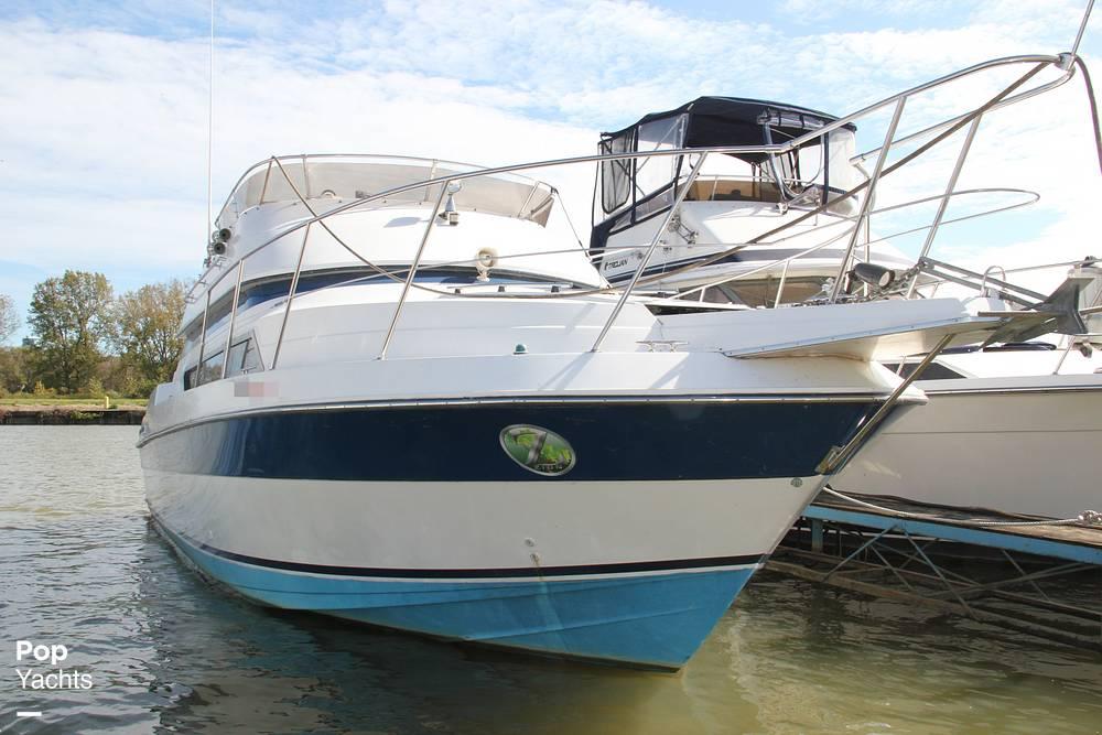 1989 Carver boat for sale, model of the boat is 3067 Santego & Image # 28 of 40