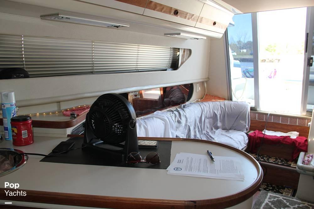 1989 Carver boat for sale, model of the boat is 3067 Santego & Image # 14 of 40