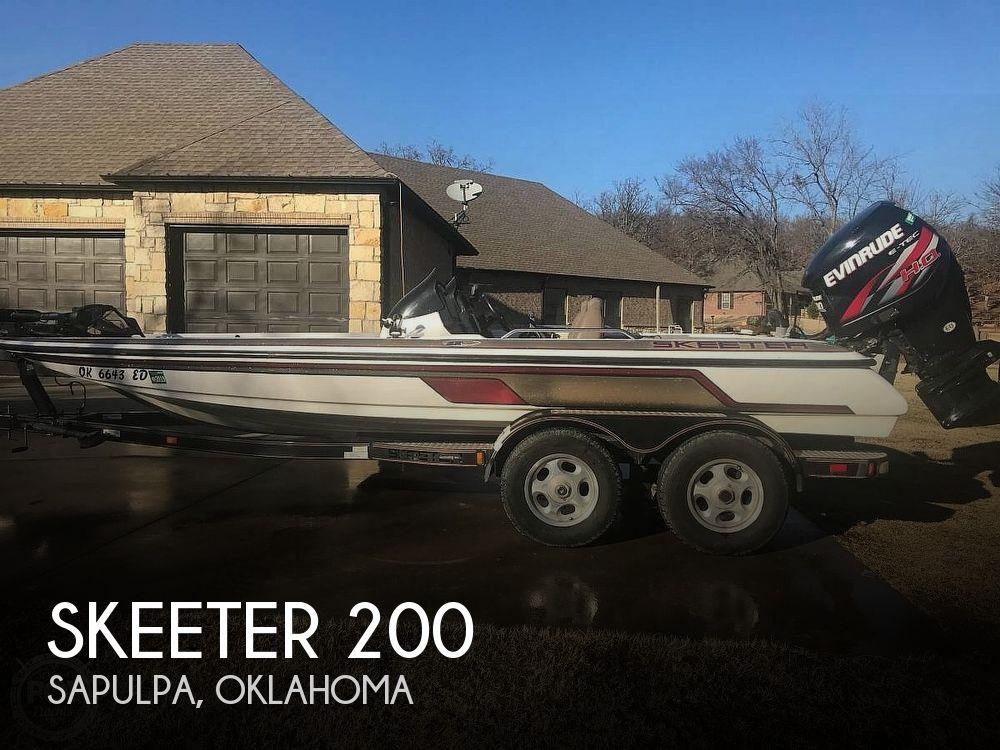 Used Skeeter Boats For Sale in Oklahoma by owner | 2001 Skeeter 200