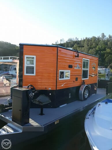 2019 Tiny Home Houseboat
