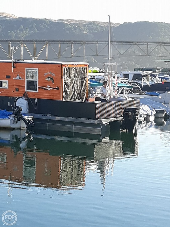 2019 FS Houseboats boat for sale, model of the boat is Custom Houseboat & Image # 33 of 40