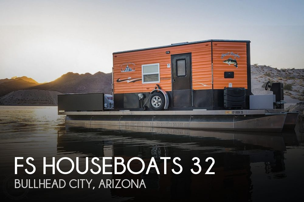 Used Pontoon Boats For Sale by owner | 2019 FS Houseboats 32