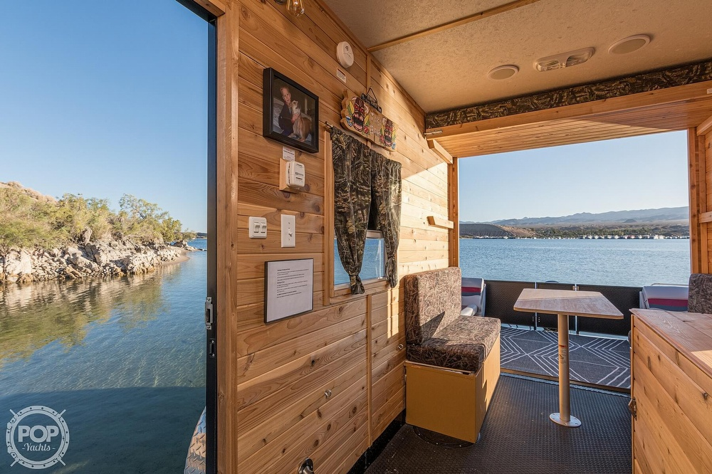 2019 FS Houseboats boat for sale, model of the boat is Custom Houseboat & Image # 5 of 40