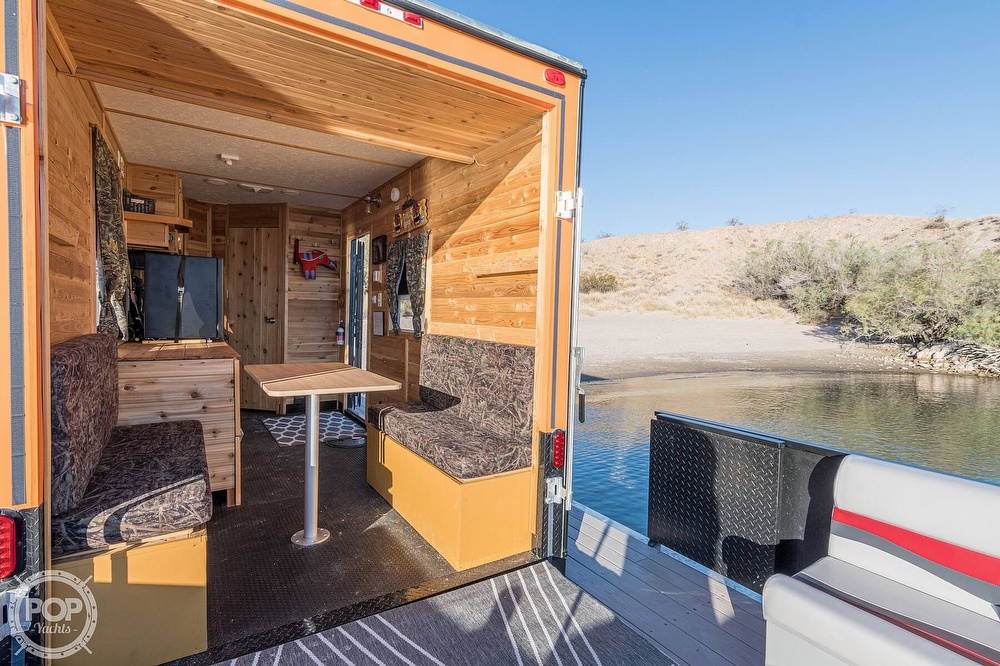 2019 FS Houseboats boat for sale, model of the boat is Custom Houseboat & Image # 3 of 40