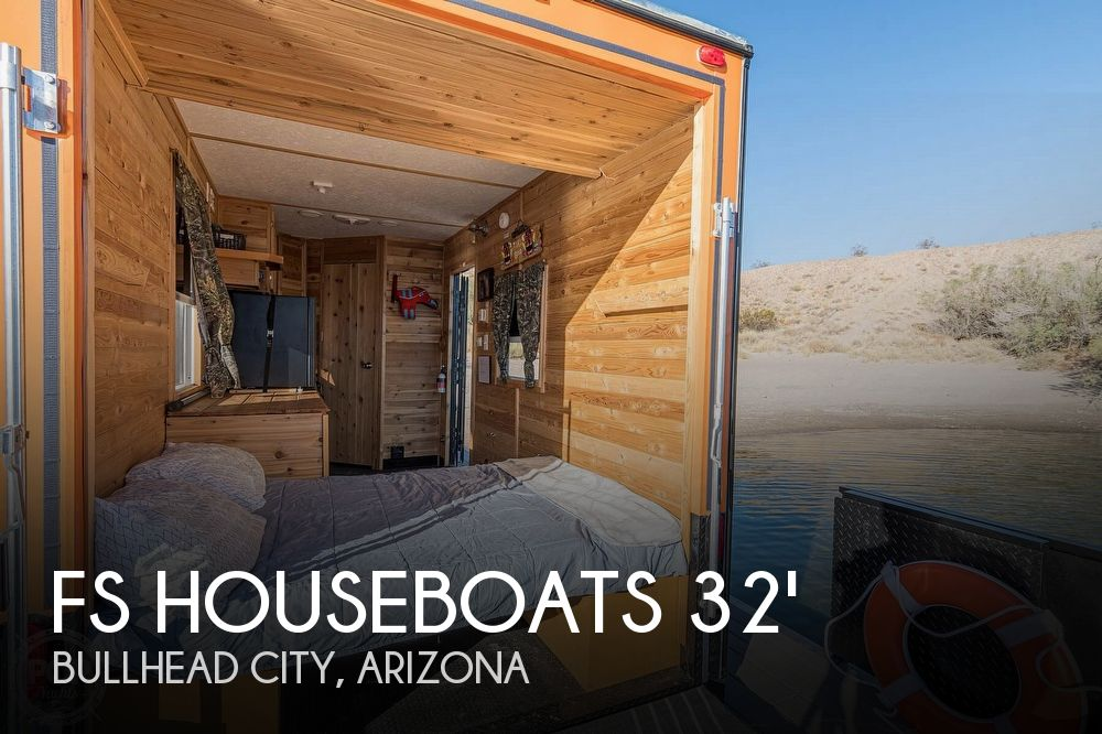 2019 FS Houseboats boat for sale, model of the boat is Custom Houseboat & Image # 1 of 40