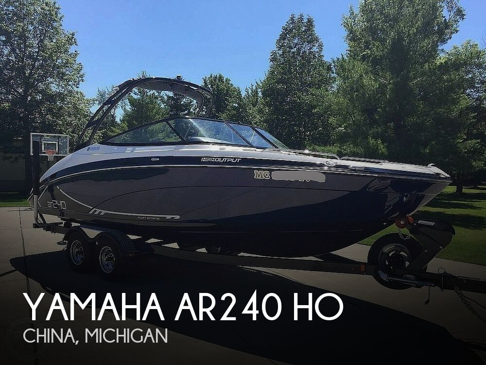 2016 Yamaha boat for sale, model of the boat is AR240 HO & Image # 1 of 13