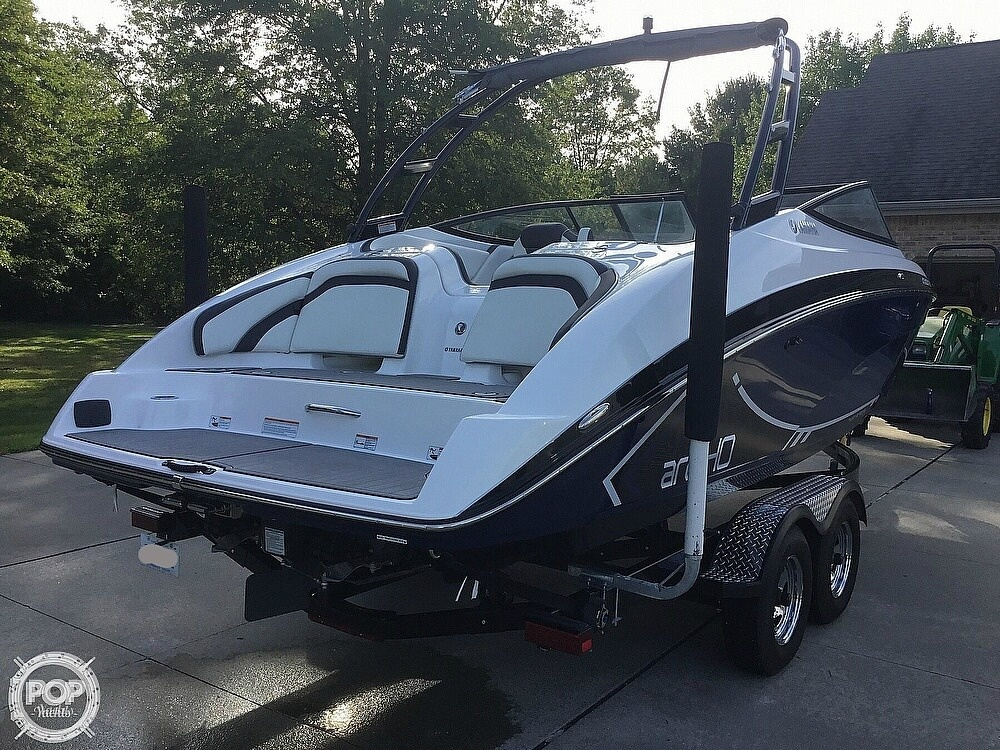 2016 Yamaha boat for sale, model of the boat is AR240 HO & Image # 4 of 13