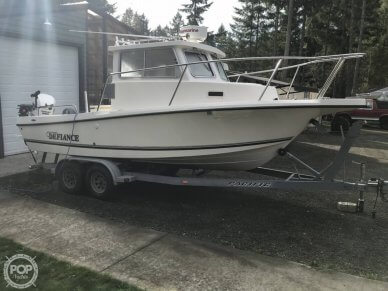 Defiance Admiral 220 EX, 220, for sale - $75,600