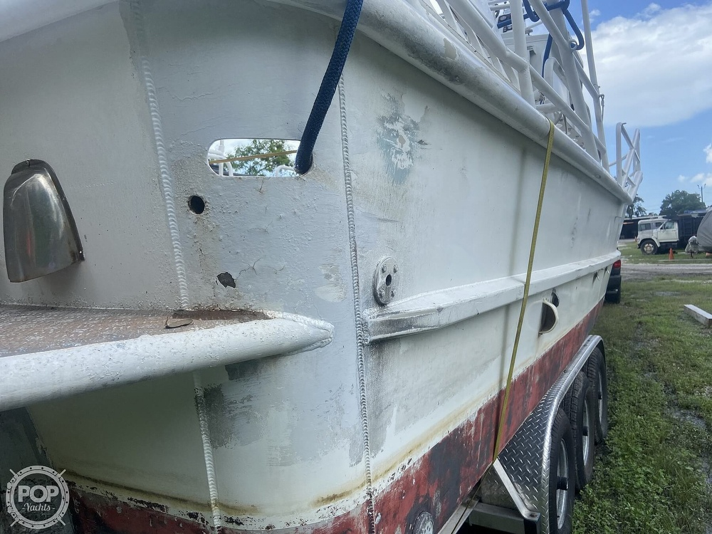 1986 Munson boat for sale, model of the boat is 32 & Image # 35 of 40