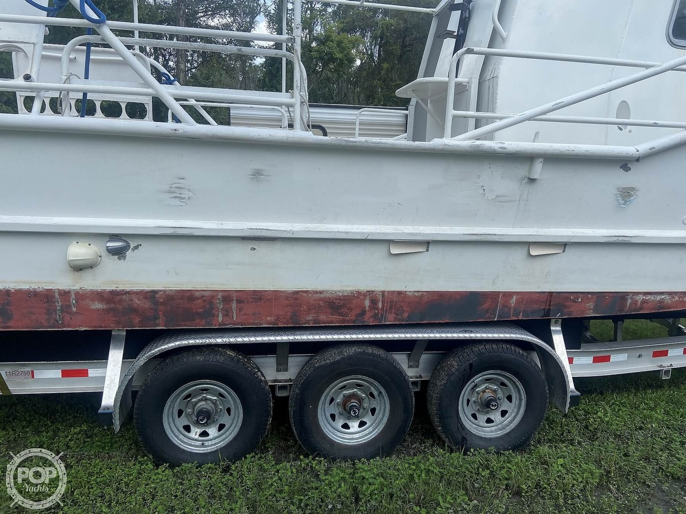 1986 Munson boat for sale, model of the boat is 32 & Image # 40 of 40