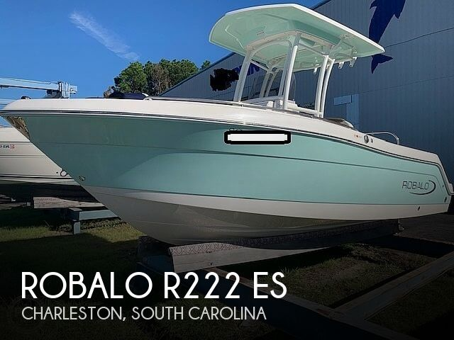 Used Robalo Boats For Sale by owner   2017 Robalo R222 ES