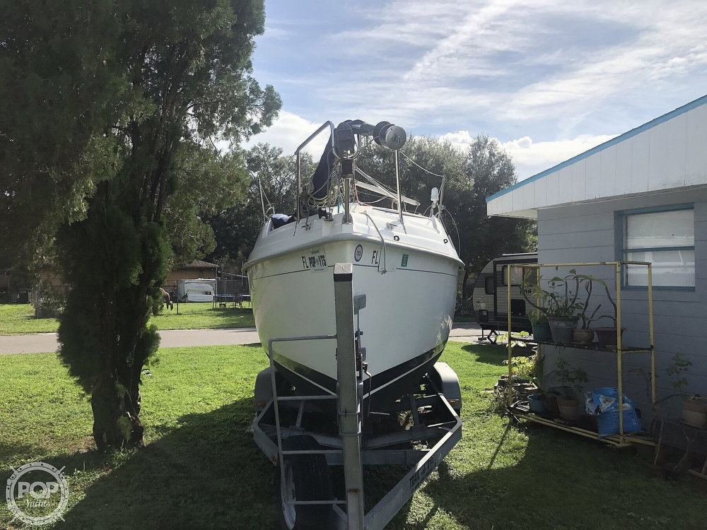 2003 Hunter boat for sale, model of the boat is 260 & Image # 7 of 40
