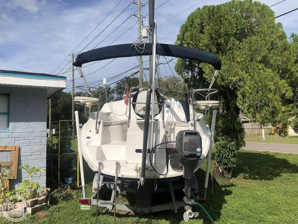 2003 Hunter boat for sale, model of the boat is 260 & Image # 11 of 40