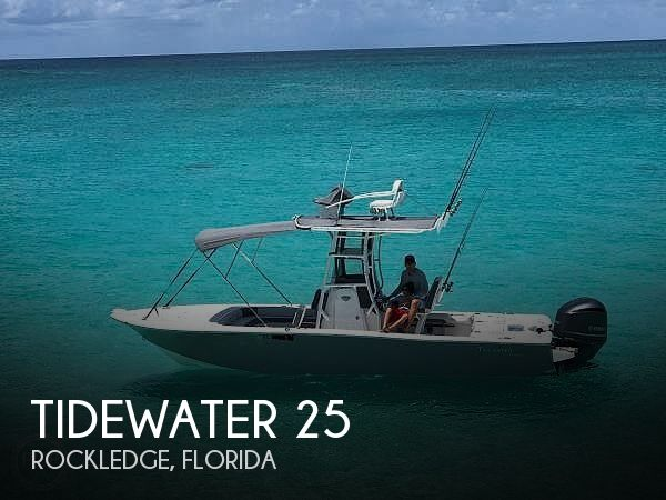 Used Tidewater Boats For Sale by owner | 2017 Tidewater 25