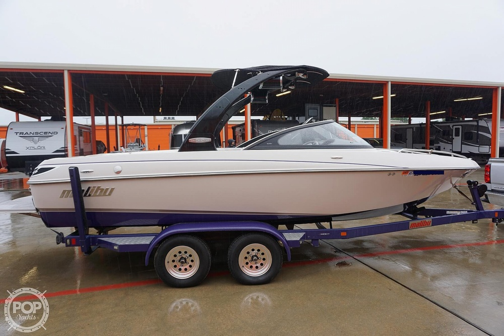 2007 Malibu boat for sale, model of the boat is Wakesetter 21 XTi & Image # 11 of 41