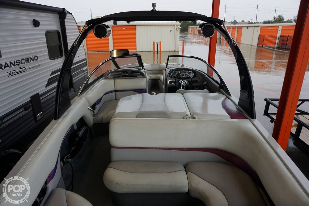 2007 Malibu boat for sale, model of the boat is Wakesetter 21 XTi & Image # 22 of 41
