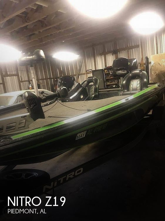Used NITRO Boats For Sale by owner | 2017 Nitro Z19