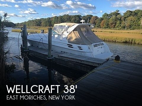 Used Wellcraft Boats For Sale by owner | 2002 38 foot Wellcraft Excalibur