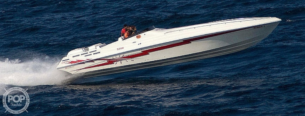 1996 Black Thunder boat for sale, model of the boat is XT 430 & Image # 2 of 40