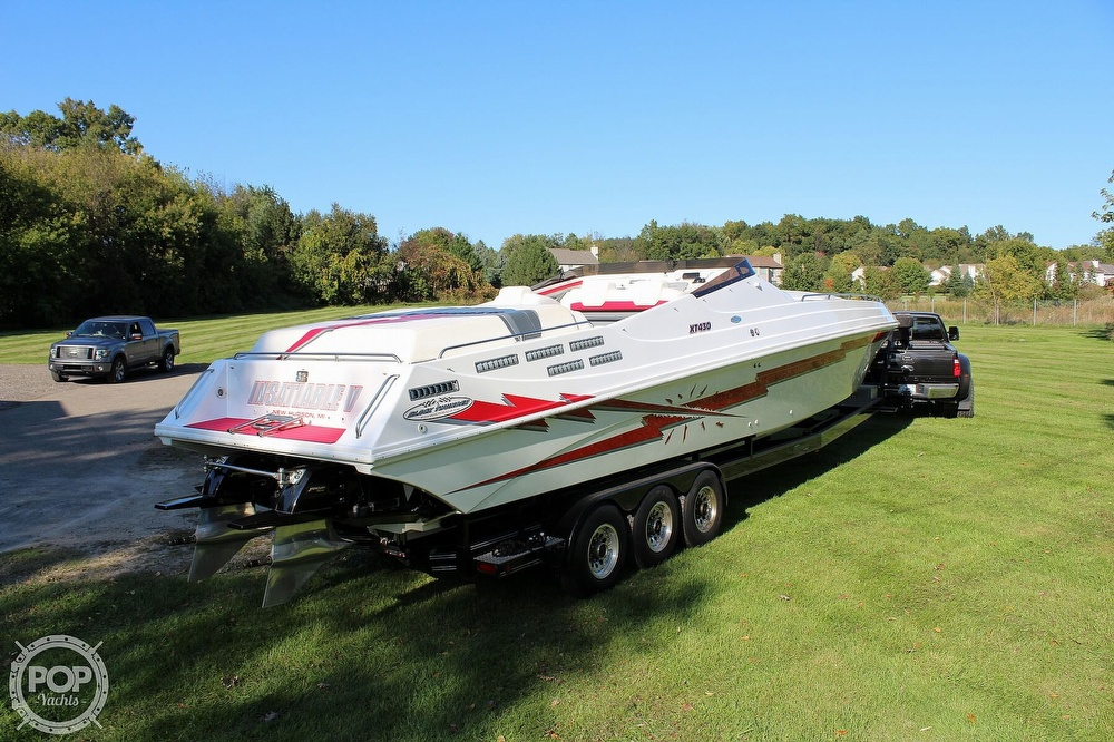 1996 Black Thunder boat for sale, model of the boat is XT 430 & Image # 6 of 40