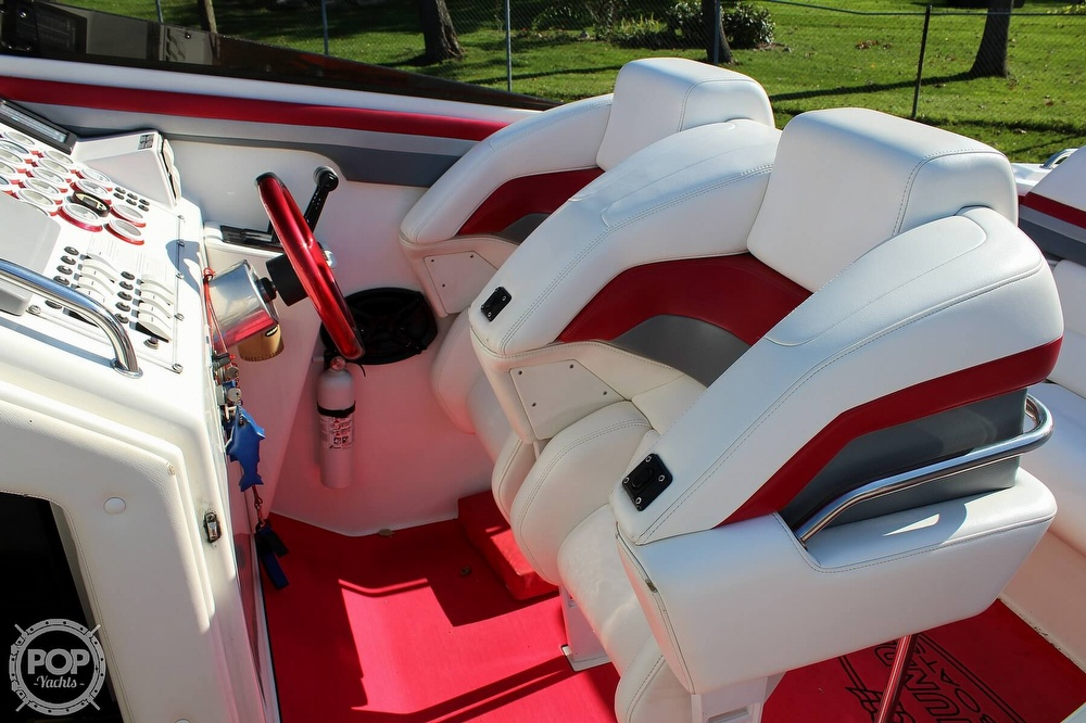 1996 Black Thunder boat for sale, model of the boat is XT 430 & Image # 12 of 40