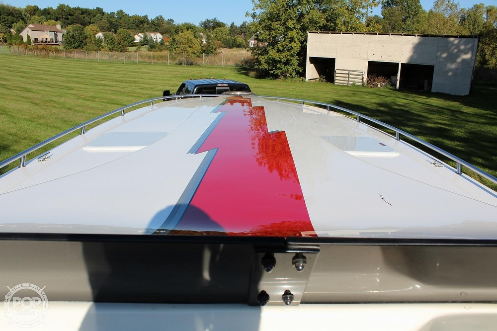 1996 Black Thunder boat for sale, model of the boat is XT 430 & Image # 9 of 40