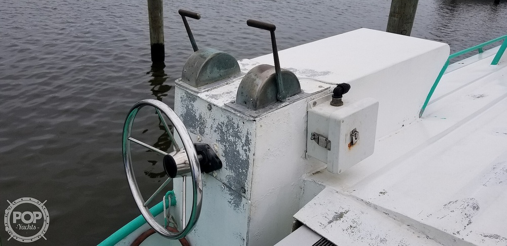 1970 Breaux boat for sale, model of the boat is 40 Baycraft & Image # 3 of 40