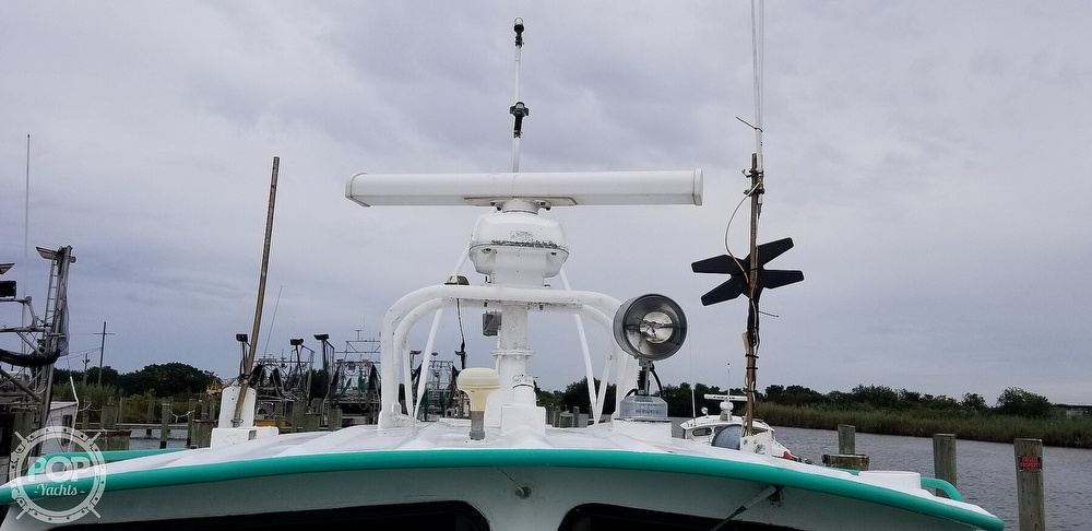 1970 Breaux boat for sale, model of the boat is 40 Baycraft & Image # 4 of 40