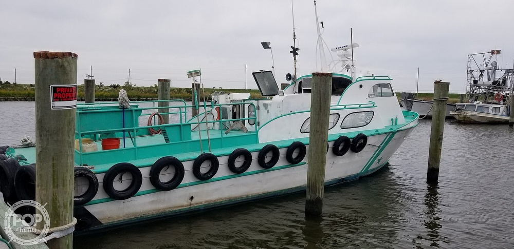1970 Breaux boat for sale, model of the boat is 40 Baycraft & Image # 18 of 40