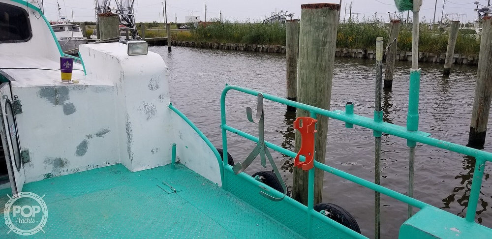 1970 Breaux boat for sale, model of the boat is 40 Baycraft & Image # 28 of 40