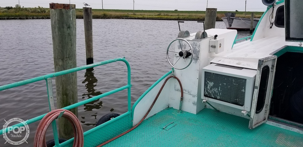 1970 Breaux boat for sale, model of the boat is 40 Baycraft & Image # 29 of 40