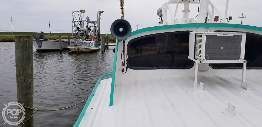 1970 Breaux boat for sale, model of the boat is 40 Baycraft & Image # 36 of 40