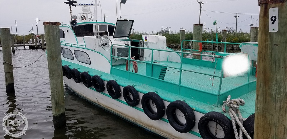 1970 Breaux boat for sale, model of the boat is 40 Baycraft & Image # 11 of 40