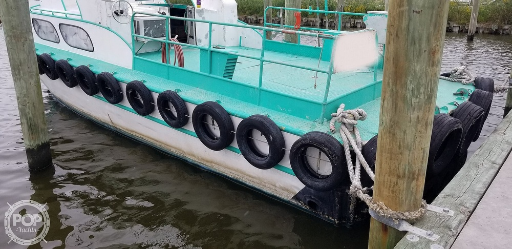 1970 Breaux boat for sale, model of the boat is 40 Baycraft & Image # 21 of 40