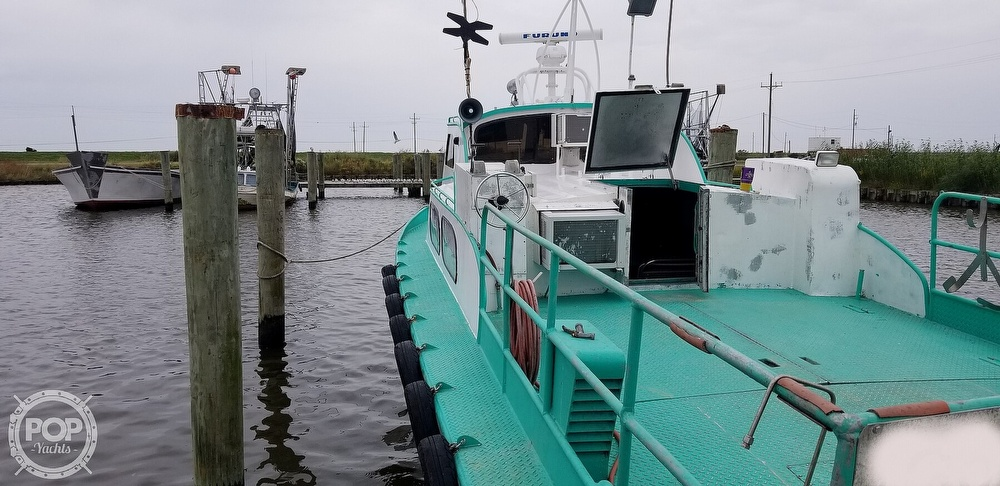 1970 Breaux boat for sale, model of the boat is 40 Baycraft & Image # 23 of 40