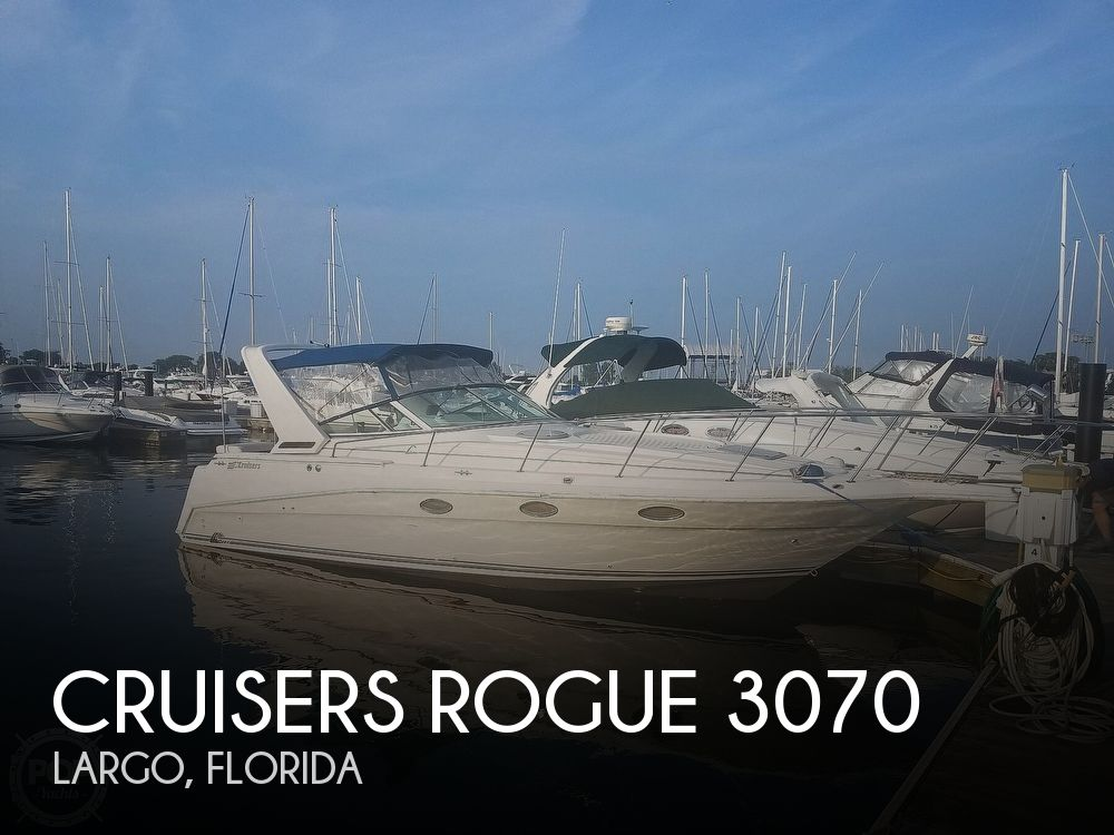 1995 Cruisers Yachts boat for sale, model of the boat is Rogue 3070 & Image # 1 of 41